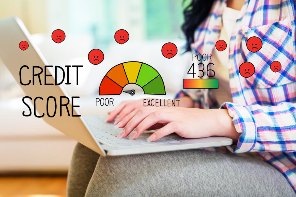 683 Credit Score >> How To Rebuild Credit When You Need To Start Over Kwikcash