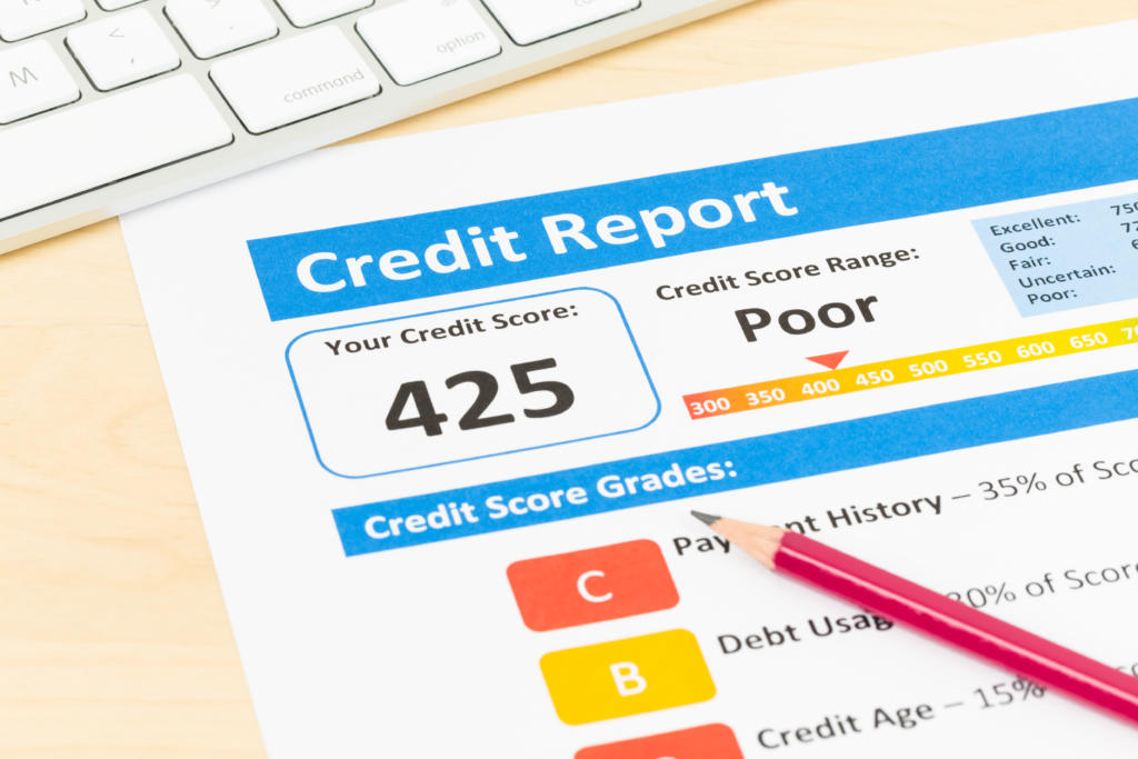 683 Credit Score >> Rebuild Bad Credit And Improve Your Credit Score Kwikcash