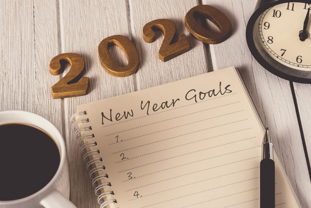 2020 new year goals