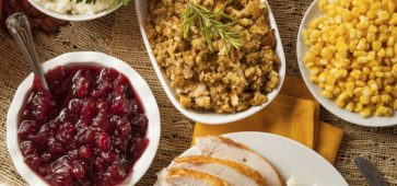 Thanksgiving Low-Cost Dinner Tips