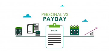 The Ultimate Difference Between Payday Loans and Personal Loans