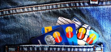 5 Things to Do if You Have a Negative Credit Card Balance